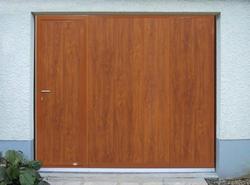 Visualisez nos portes de garage COULISSANTES